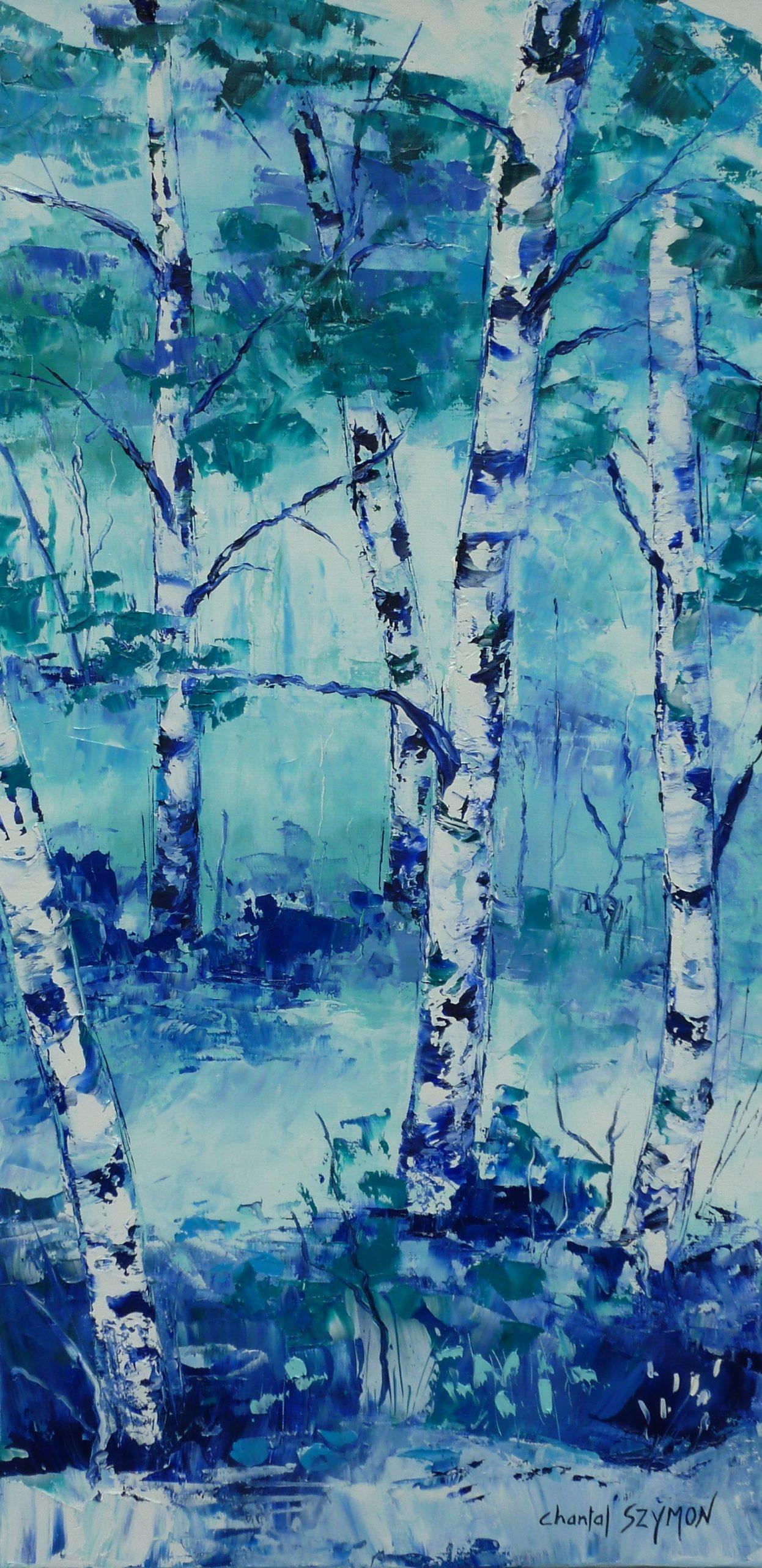Bleu forêt 1