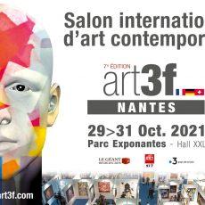 salon de peinture exposition de peinture chantal szymoniak chantal geyer artiste francaise art3f salon dart contemporain