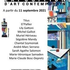 La baule galerie dart art contemporain chantal szymoniak peinture a lhuile artiste peintre
